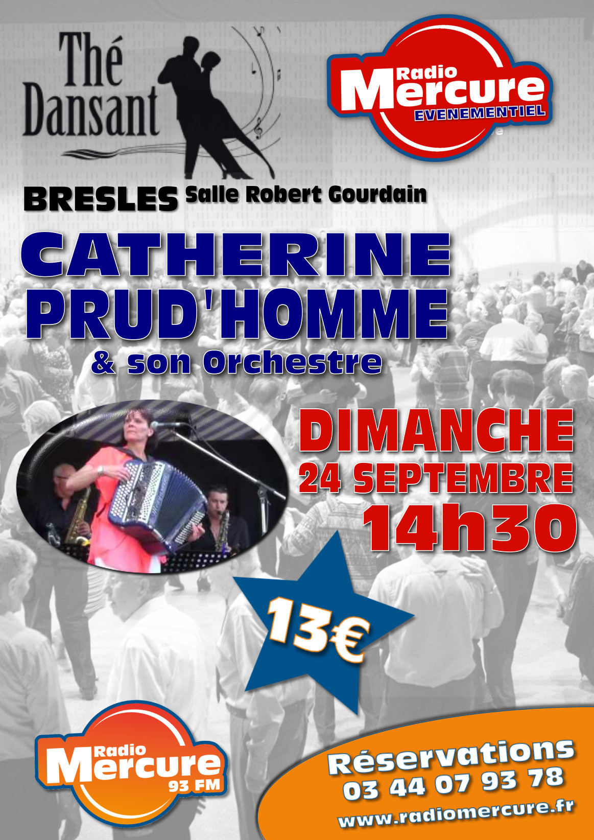 Thé-Dansant @ Bresles, 60 | Bresles | Hauts-de-France | France